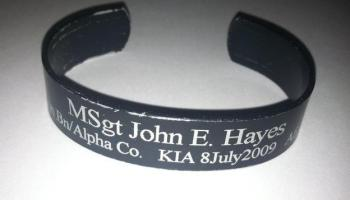 Hero Remembered – MSGT John Hayes - 2d Recon Bn