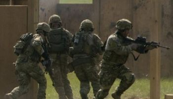 The 75th Ranger Regiment Goes To Hollywood