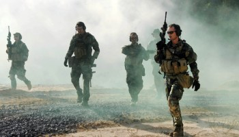 War Stories: Navy SEAL FNG