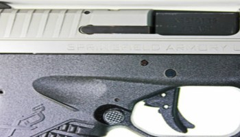 Springfield XD-S - A Pocket .45