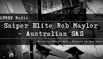 Sniper Elite Rob Maylor - Australian SAS