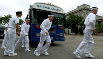 War Stories: 36 Pax Bus Driver Test