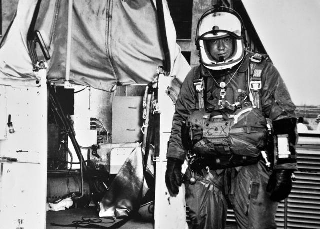 Air Force Colonel Joe Kittinger