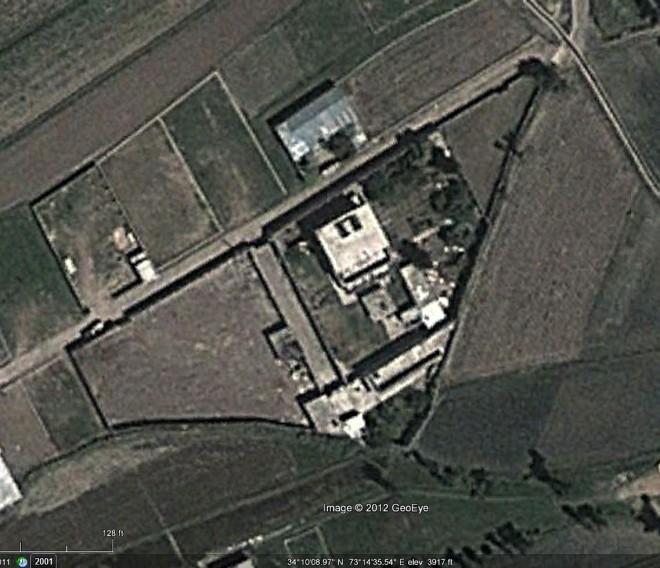 Bin Laden Compound Raid Mockup 18