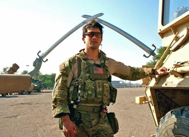 Hero MSG Jared Van Aaslt