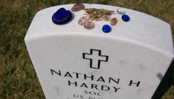 Our Fallen Heroes: Nate Hardy SEAL