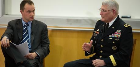General Ham speaking at HSPI on December 3rd