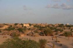 Timbuktu outskirts