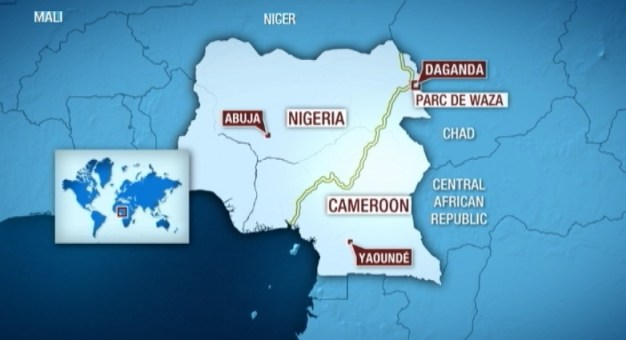 French SOF Arrive in Cameroon Following Kidnapping of Family