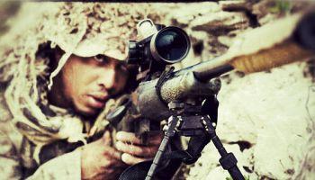 The 75th Ranger Regiment Sniper