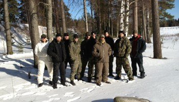Working With the Special Operations Snipers of Finland