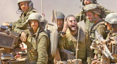 Going in with the IDF