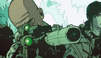 The Activity: A Special Operations Comic Book