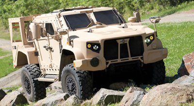 The USMC's JLTV: Almost Light, Very Tactical