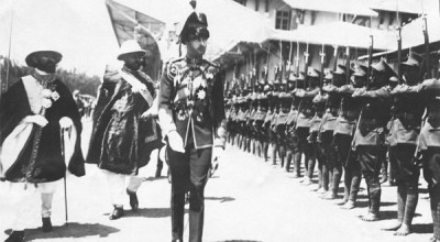 A DISTANT GLORY: The Ethiopian Imperial Guard In Korea