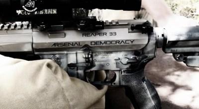 Nick Irving Presents: Reaper 33 Arsenal Democracy