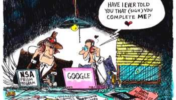 How Google, Not the NSA, Sold Out America