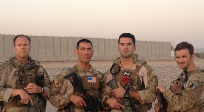 Combat Rescue Officer Matthew Komatsu Pens First-Person Account of Camp Bastion attack