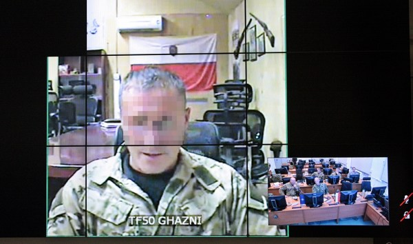 Head of the Coordination of Special Forces