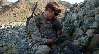 CPT Swenson Awarded MOH