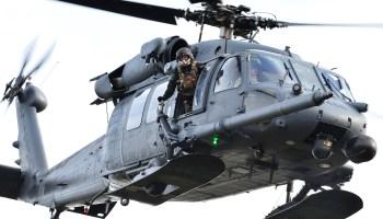USAF Combat Rescue Helicopter (CRH): Doomed?