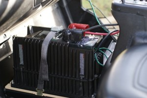 DC power distribution system