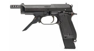 """Guns In Movies: Beretta 93R """"Auto 9"""""""