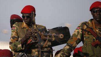 South Sudan Situation Report