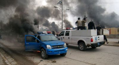 Here We Go Again: ISIS Now in Control of Fallujah and Ramadi