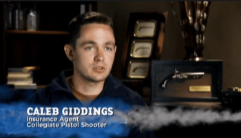 A Critical Look At Caleb Giddings: Insurance Agent, & Self Proclaimed Gun Nut