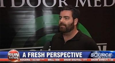 Brandon Webb Talks SOFREP and Benghazi on Sun News Network