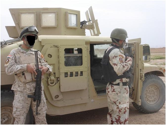 Iraqi AK