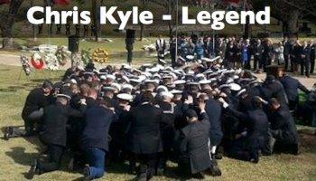 Chris Kyle - A Legend Lost Part 1