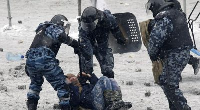 Ukraine, Politicians and BERKUT: An Open Road to Civil War in Ukraine
