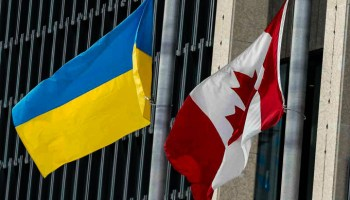 Canada Joins The USA In Support of Ukraine