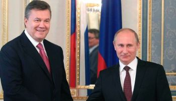 Stand-Off In Ukraine: Putin's Russia Solidifies Position Of Global Influence