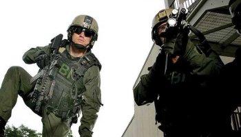 FBI Hostage Rescue Team Does Atlanta