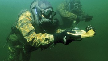 German Naval Commando's Kampfschwimmer Turns Fifty!