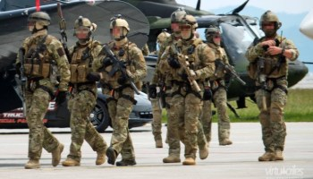 Canada's CANSOFCOM Joining International SOF Teams in the Hunt for Boko Haram