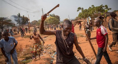 Central African Republic Update: Genocide & Crimes Against Humanity