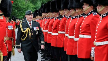 Canada to Reintroduce Old British Ranks for Officers