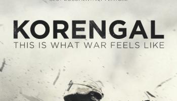 "Interview With Sebastian Junger & His New Film ""Korengal"""