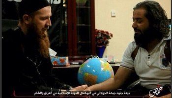 The Strong Horse: Al Nusra and ISIS Reconciled?  Not Exactly