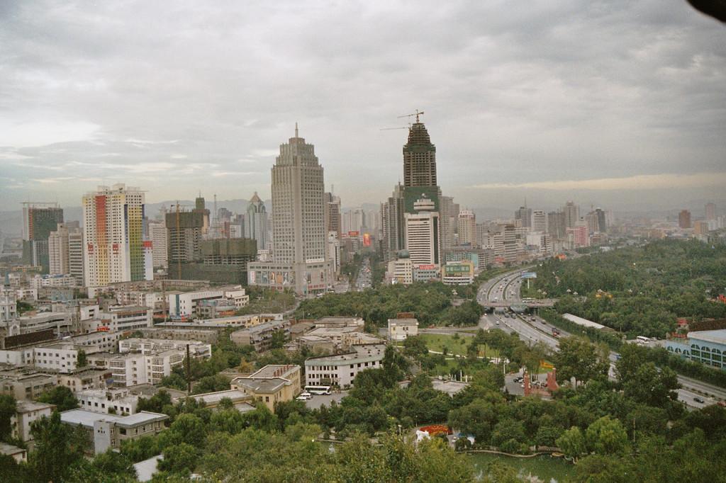 Urumqi - Photo courtesy of Alexander Flühmann
