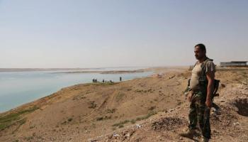 Mosul Dam Recaptured