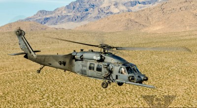 The HH-60G Pave Hawk