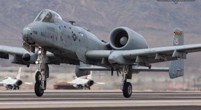 The A-10 Warthog debate: A fate worse than death