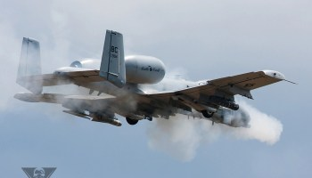 Sell A-10s to Foreign Air Forces?