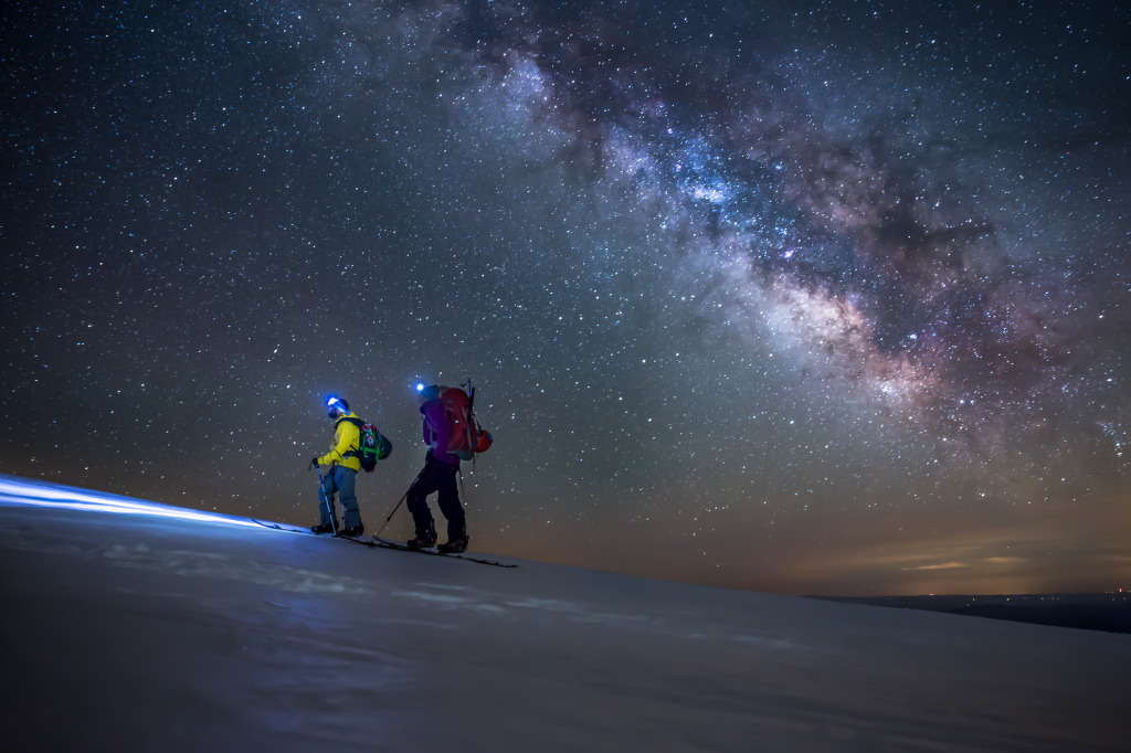 Nick _ Brother and fiend under the milkyway _ Shasta