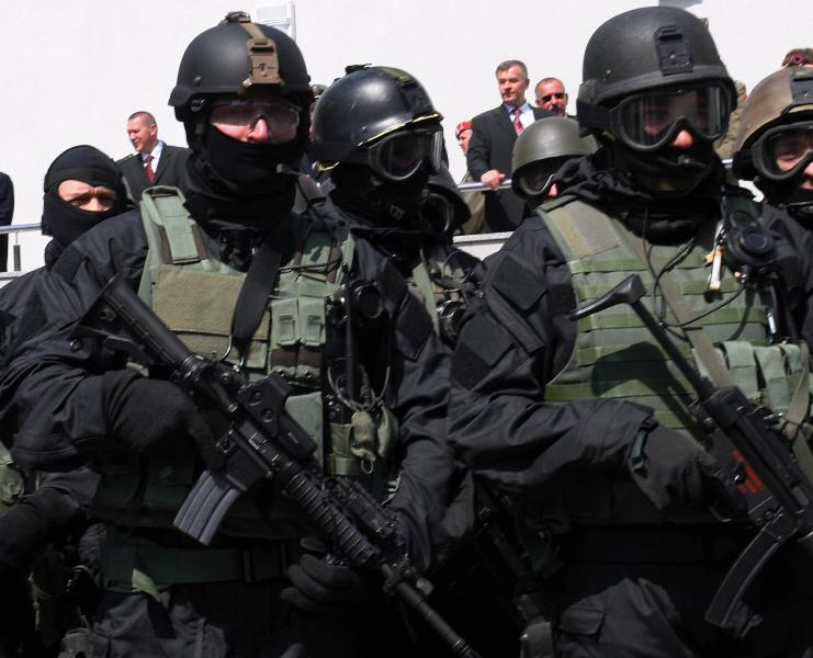 Photo Gallery: Poland's elite counter terrorism unit, GROM